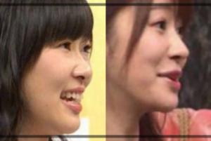 鼻と顎,写真