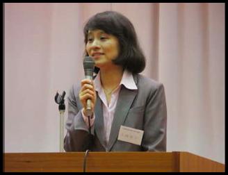 石破佳子,演説,写真