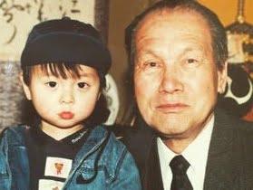 ヨンス,祖父,写真