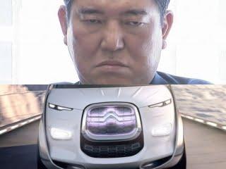 石破茂,車,似てる,画像
