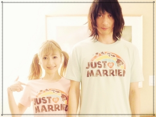 神田沙也加と村田充の結婚式画像