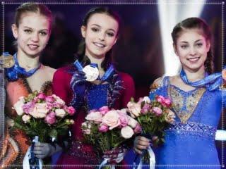 ロシアの3人娘の画像