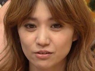 大島優子が劣化した顔画像