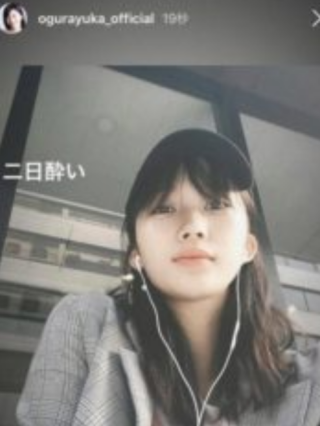 小倉優香の顔画像