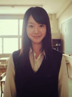 唐田えりか高校時代の画像